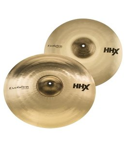 "Sabian Sabian HHX Evolution Crash Pack w/ 17"" & 19"" Extra-Thin Crash Cymbals"