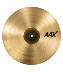 "Sabian Sabian AAX 18"" Thin Crash"