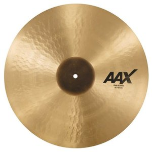 "Sabian Sabian 19"" AAX Thin Crash"