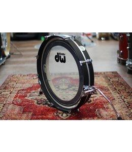 DW DW Design Series Pancake Bass Drum with Spurs - Floor Model
