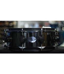 DW Used DW Workshop Series 14 x 5 in Brass Snare Drum