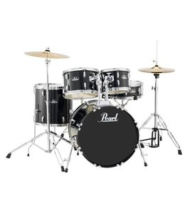 Pearl Pearl Road Show 5pc Drum Set w/20 in Bass Drum