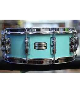 Yamaha Yamaha Recording Custom Birch 14x5.5 in Snare Drum in Surf Green