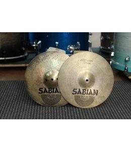 """Sabian Used Sabian AA 13"""" Fusion Hi-Hats"""