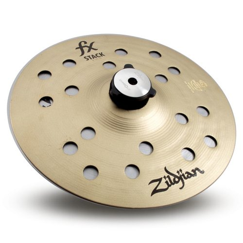 "Zildjian Zildjian 8"" FX Stack Pair w/ Mount"