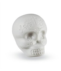 LP LP Sugar Skull Shaker - Glow in the Dark