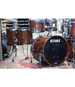 Tama Tama Starclassic B/B Limited Edition 5pc Shell Pack in Gloss Natural Tigerwood