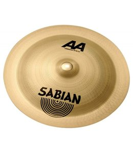 "Sabian Sabian 18"" AA Chinese Brilliant Finish"