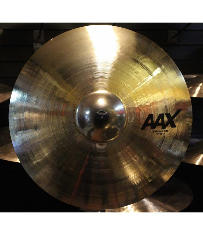 "Sabian Sabian AAX 21"" X-Plosion Ride Brilliant Finish"