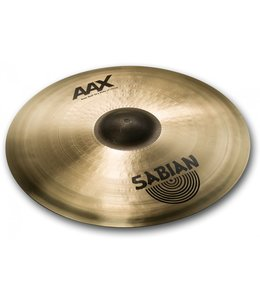 Sabian Sabian 21 in AAX Raw Bell Dry Ride