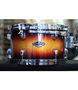 "Tama Tama Starclassic Performer Bubinga/Birch 7.5 x 13"" Tom Cherry Natural Burst"