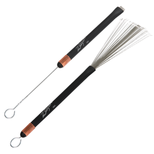 Zildjian Zildjian Bent Bristle Brush