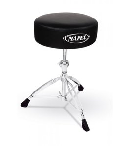 Mapex Mapex Round Top Drum Throne Heavy Duty