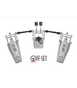 Offset Offset Double Bass Pedal