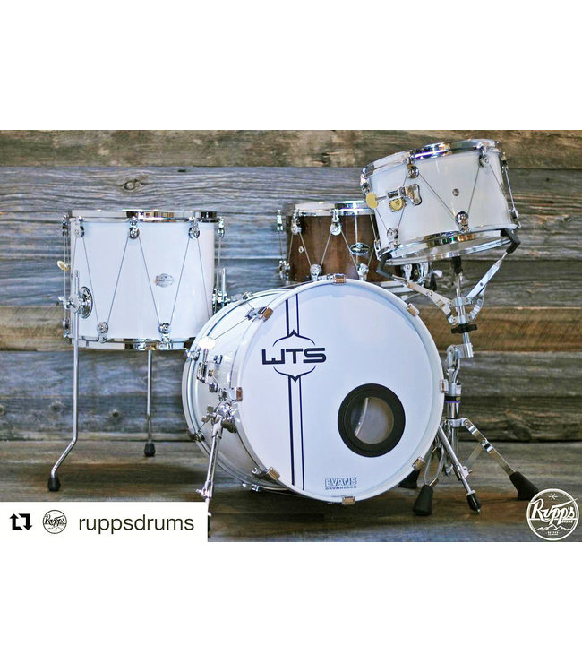 """Welch Tuning Systems WTS Artistry Series 3 pc 18"""" Shell Pack"""