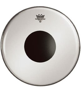 Remo Remo 26 in Controlled Sound Smooth White Bass Drumhead