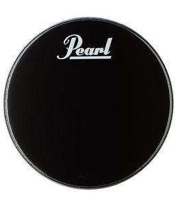 Remo Remo 18 in P3 Ebony Bassdrum Head w/Pearl Logo