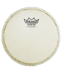 Remo Remo 9 in Tucked Nuskyn Bongo Drumhead