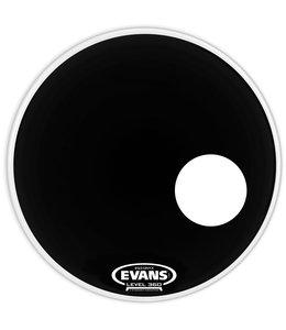 Evans Evans Onyx Resonant Bass Drumhead