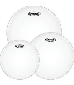 Evans Evans Drumhead Packs Fusion Size GP Plus w/ 22 in Emad