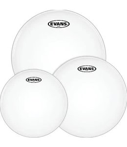 Evans Evans Fusion Size GP Plus w/ 22 in Emad Drumhead Pack