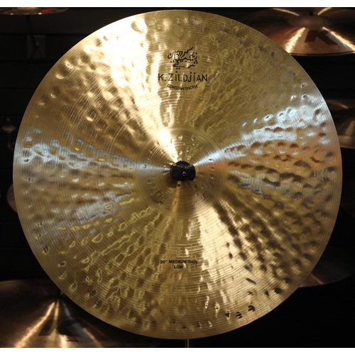 "Zildjian Zildjian 20"" K Constantinople Ride Medium Thin Low"