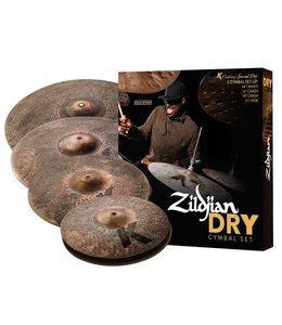 Zildjian Zildjian K Custom Special Dry Cymbal Set-Festival Demo