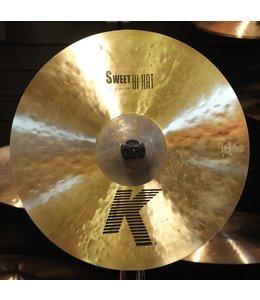 Zildjian Zildjian 15 in K Zildjian Sweet Hi Hats Pair-Festival Demo