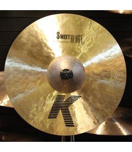 Zildjian Zildjian K 14 in Sweet Hi Hat-Pair-Festival Demo