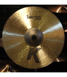 Zildjian Zildjian 18 in K Zildjian Sweet Crash-Festival Demo