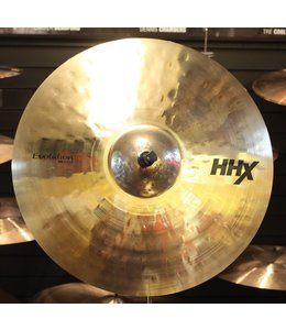 "Sabian Sabian 21"" HHX Evolution Ride Brilliant Finish"