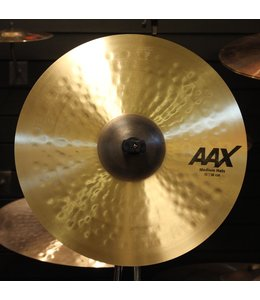 "Sabian Sabian AAX 15"" Medium Hi-Hats"