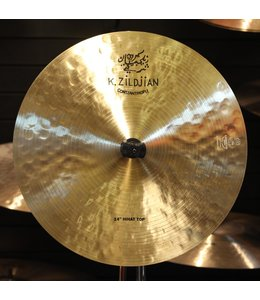 "Zildjian Zildjian 14"" K Constantinople Hi Hat Pair-Festival Demo"