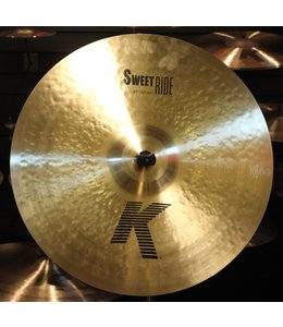 Zildjian Zildjian 21 in K Sweet Ride-Festival Demo