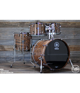 Yamaha Yamaha Live Custom Hybrid Oak 4pc Shell Pack - Uzu Natural - Festival Kit