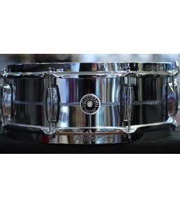 Gretsch Gretsch Brooklyn 5 x14 in Chrome Over Brass Snare Drum - Festival Demo