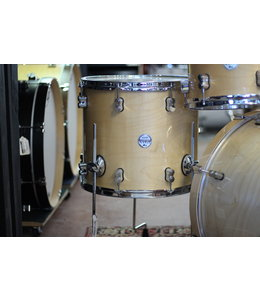 PDP PDP Concept Maple Natural Shellpack 5pc w/ Chrome Hardware-Festival Demo