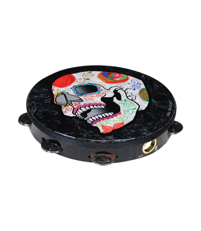 Remo Remo 10 in Skyndeep Art Beat Tambourine