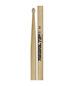 Regal Tip Regal Tip 5A Nylon Hickory Drumsticks