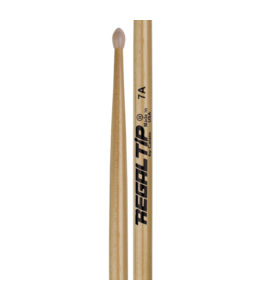 Regal Tip Regal Tip 7A Nylon Hickory Drumsticks