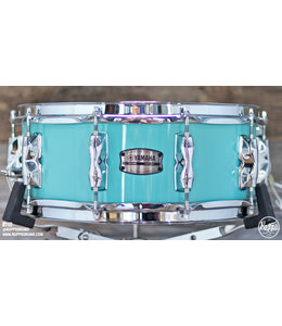 Yamaha Yamaha Recording Custom Birch 14 x 5.5 in Snare Drum in Surf Green