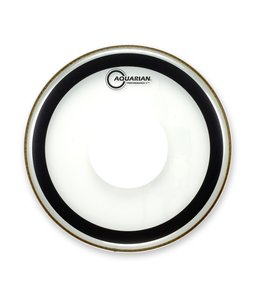 Aquarian Aquarian Performance II Clear Drumhead w/ Power Dot