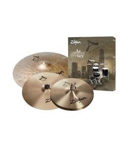Zildjian Zildjian A City Cymbal Pack