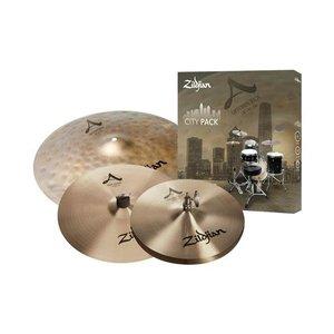 Zildjian Zildjian A Zildjian City Cymbal Pack