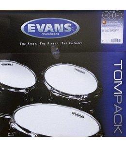 Evans Evans G1 Clear Drumhead Prepack