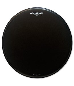 Aquarian Aquarian Response 2 Coated Black Drumhead