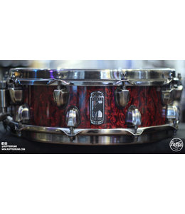 Mapex Used Mapex 14x4 in Black Panther Russ Miller Versatus Snare Drum