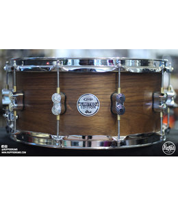 PDP Used PDP Limited Edition 6.5x14 in Maple/Walnut Snare Drum