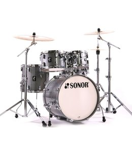 Sonor Sonor AQ2 Studio 5pc Shellpack Titanium Quartz