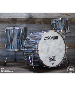 Sonor Sonor SQ2 3pc Shellpack Stratawood